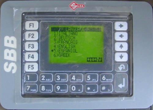 Silca Sbb Key Programmer